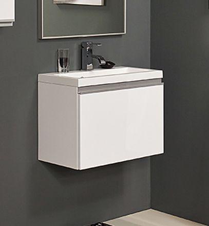Badmöbel Faros, Breite 60 cm, weiß, FZ6010