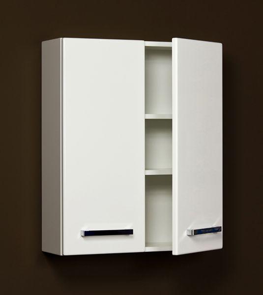 Tango Hängeschrank, Breite 60 cm, 2 Türen, weiß