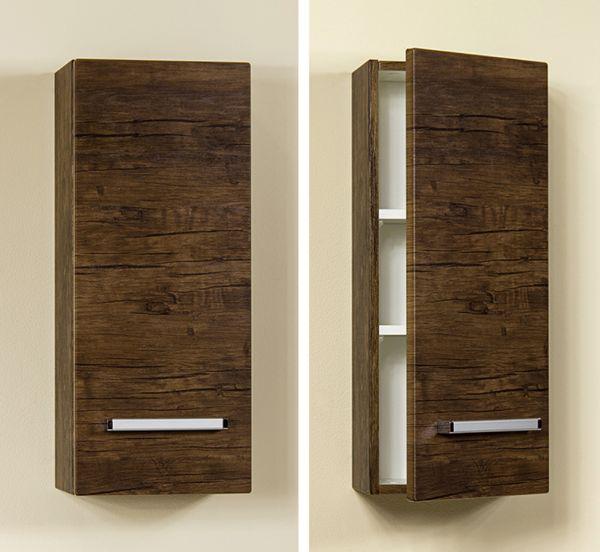 Badhängeschrank Zeno, Breite 30 cm, eine Türe, ZE3050