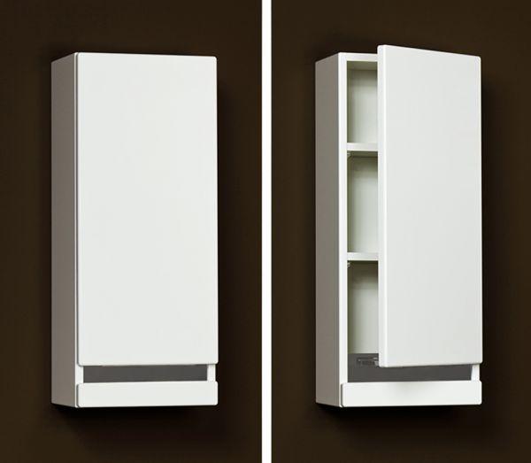 Vado Hängeschrank, Breite 30 cm, weiß, VA3047